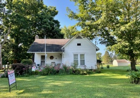 814 East Adams, Rushville, Schuyler, Illinois, United States 62681, 2 Bedrooms Bedrooms, 7 Rooms Rooms,1 BathroomBathrooms,40,000 to 90,000,Available,East Adams,1363